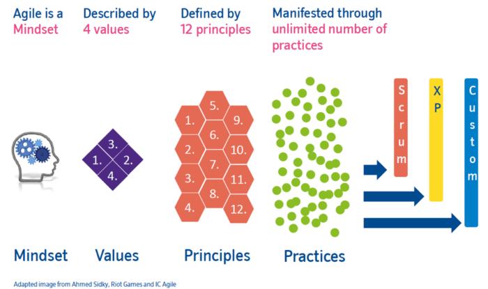 agile company mindset