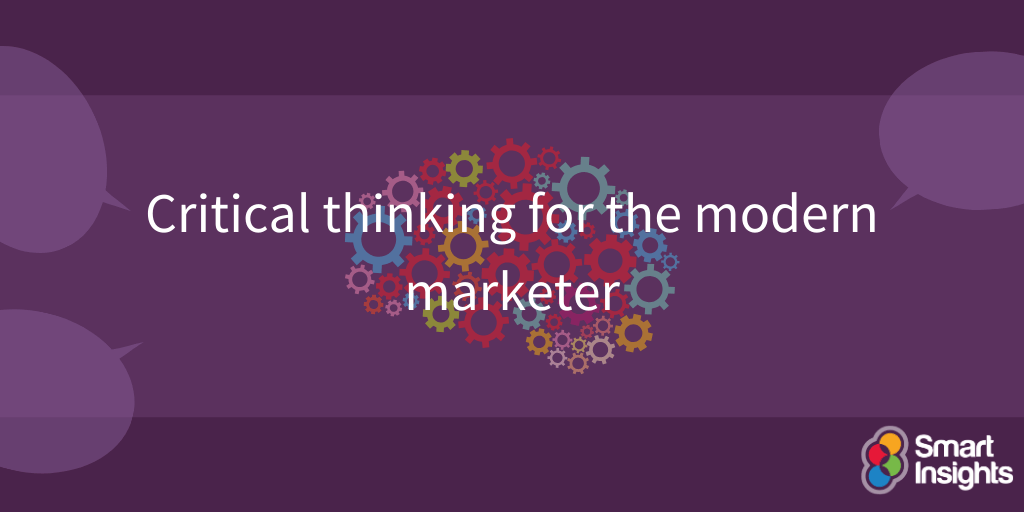 pay to get marketing critical thinking