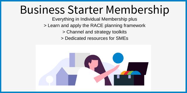 Business Starter Membership