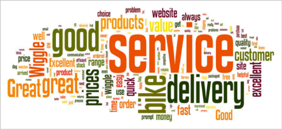 Reasons for customer retention