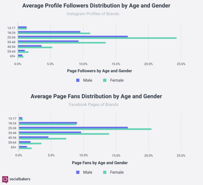 instagram demographics 13 impressive statistics about instagram users Global Social Media Research Summary August 2020 Smart Insights