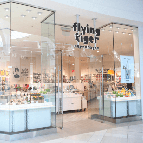 Flying Tiger store
