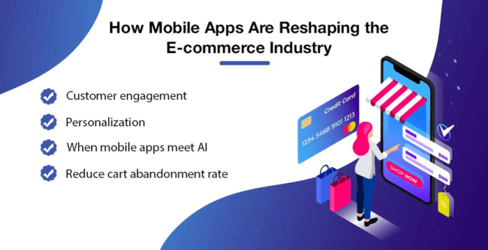 How Mobile Apps Are Reshaping the E-commerce Industry