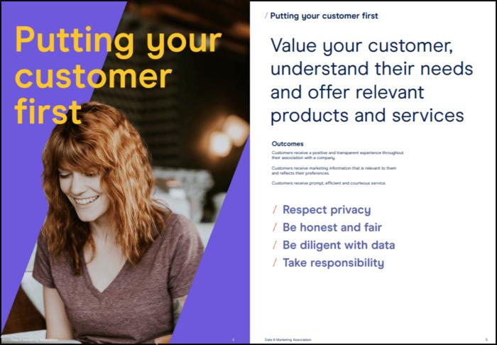 DMA_Code_-_Customer_first