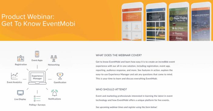 eventmobi product webinar