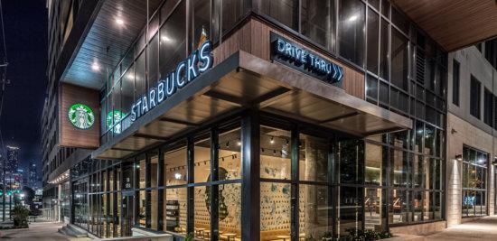Starbucks to go Coronavirus