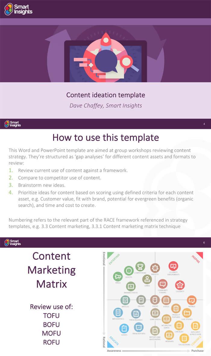 Look inside content