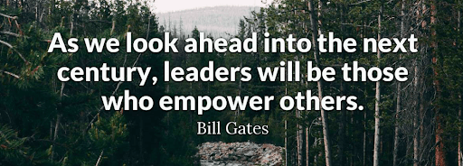 Quote from Bill Gates