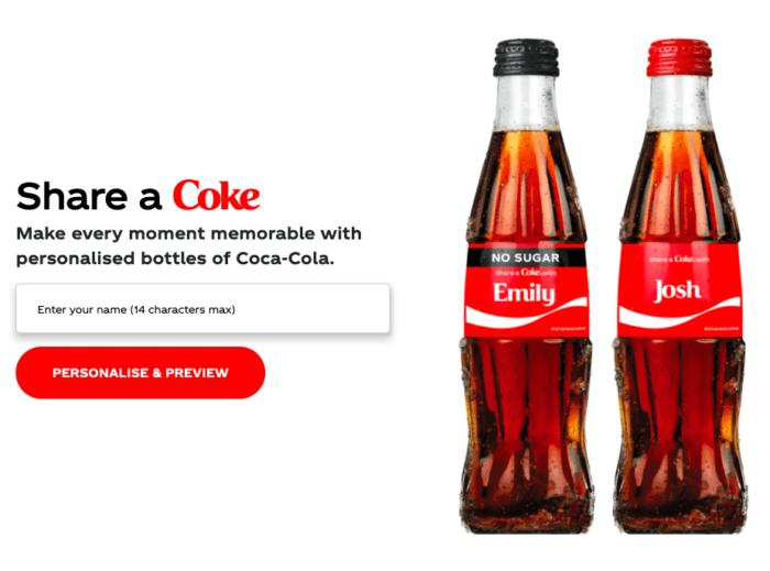 Coke integrated marketing