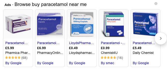 Pharma Ads local SEO