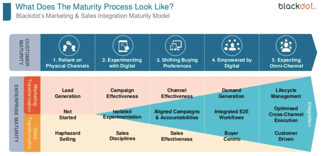 Healthcare digital maturity